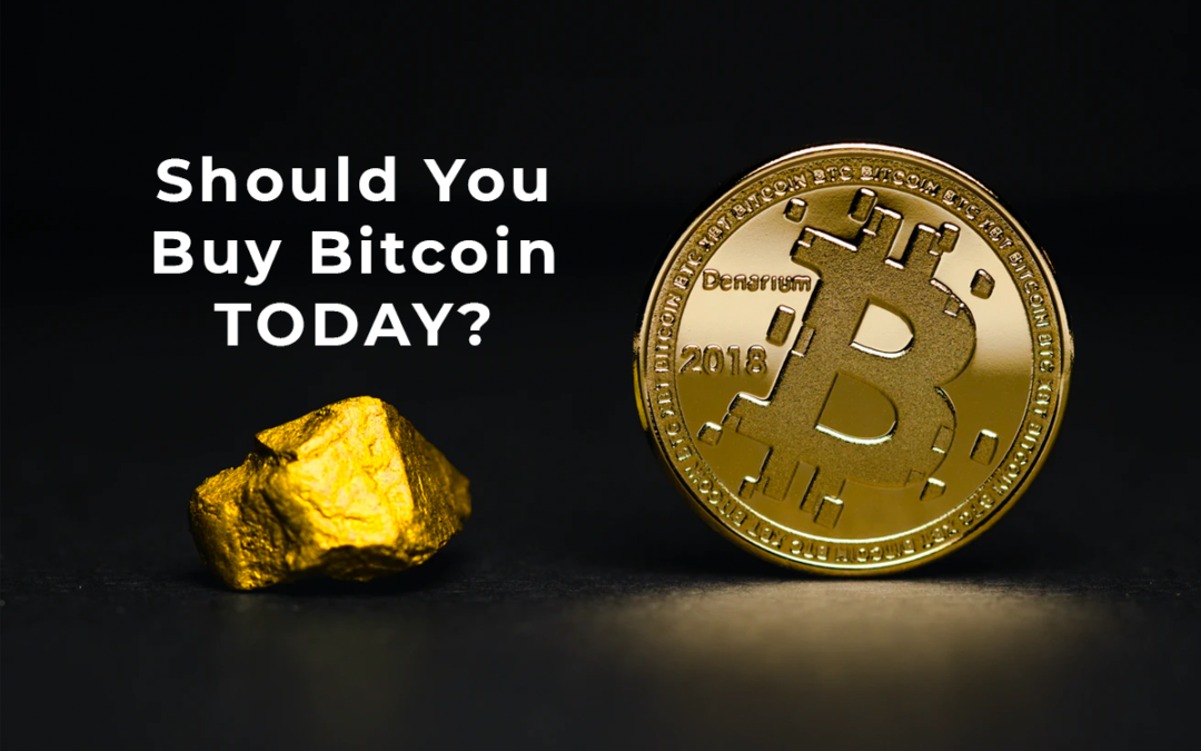 Should You Buy Bitcoin Right Now?